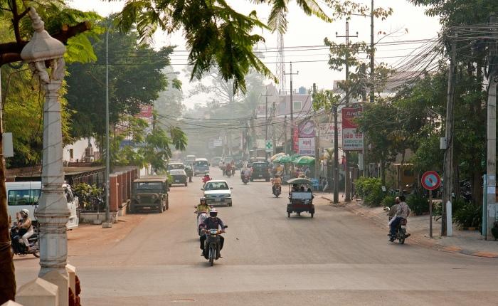 Vivir en Camboya