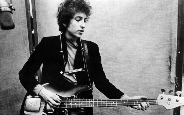 Bob Dylan, premioNobel