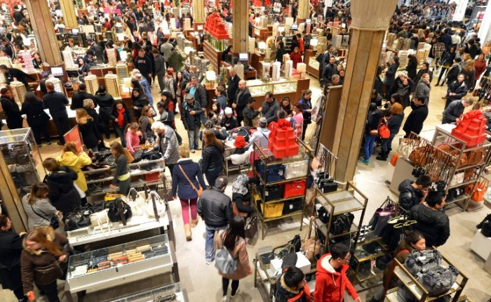 Black Friday y la fiebre del consumo