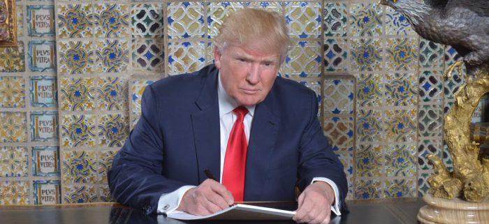 Donald Trump no estásolo