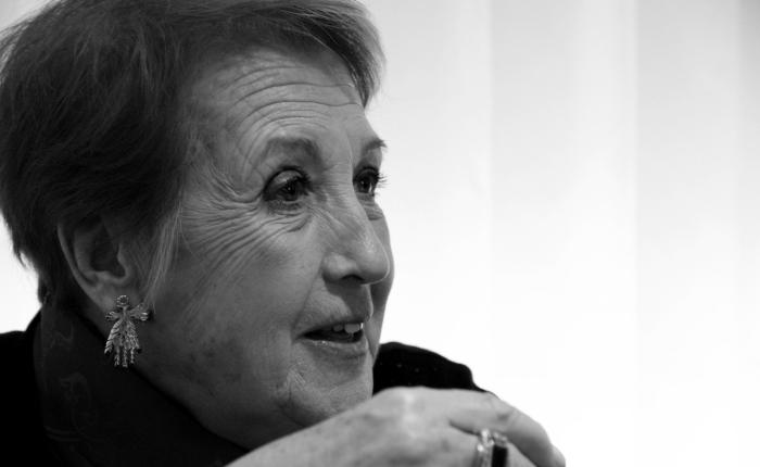 """Rosa María Calaf: """"Los periodistas deben usar la red, pero no caer enella"""""""