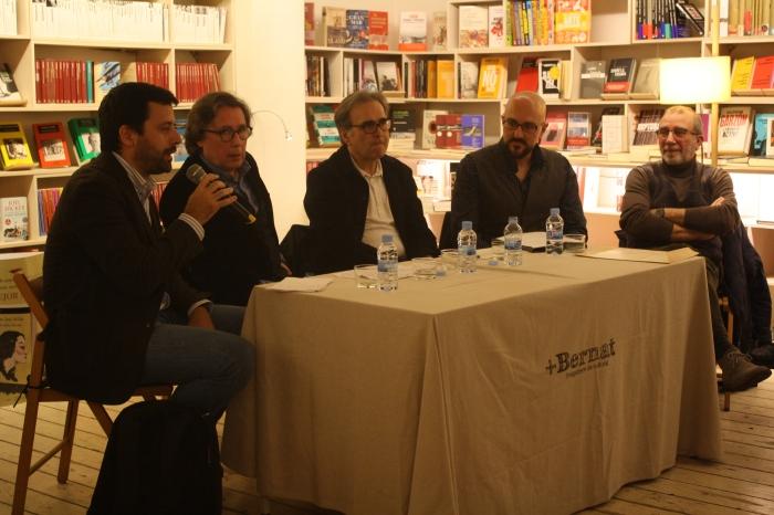 Entrega del 42º premio El Ciervo-Enrique Ferrán al periodista y escritor MartínSacristán