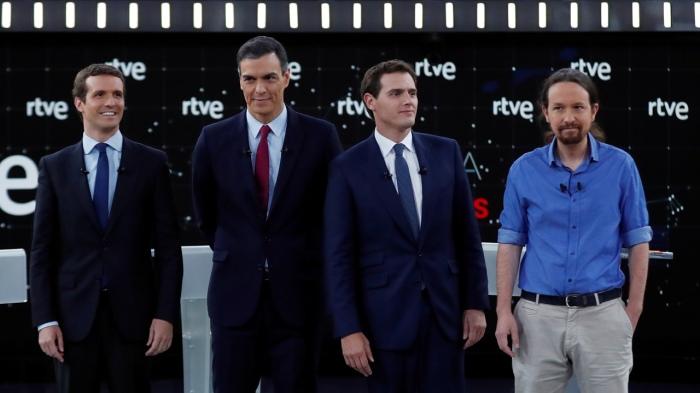 Puristas, víctimas… y periodistas: Retrato político deEspaña