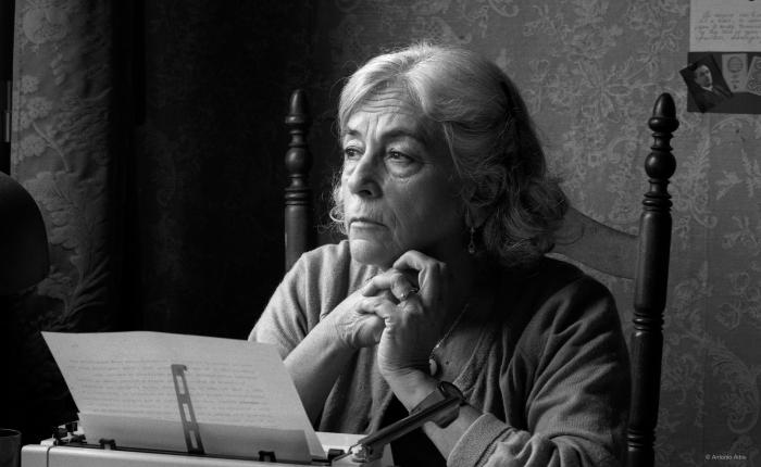 Carmen Martín Gaite: un hogar para laescritura