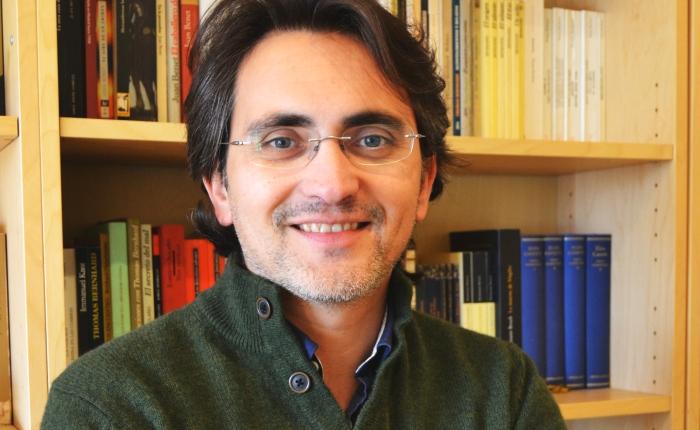 El autor se confiesa: GonzaloTorné